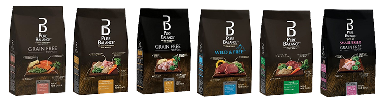 Where Is Pure Balance Dog Food Made
